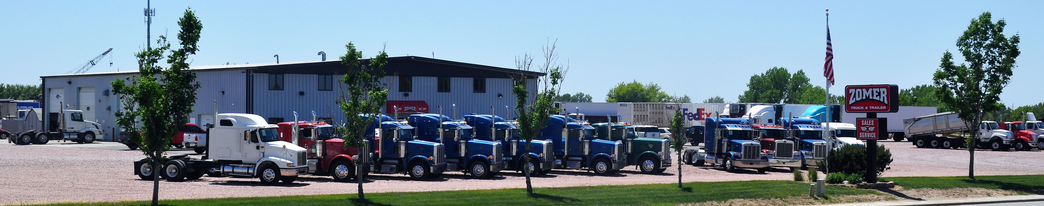 zomer Truck & Trailer Sales Sioux Falls, SD